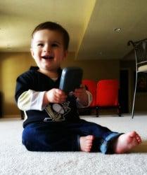 Joseph - 15 months old