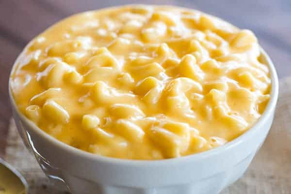 How to make homemade mac cheese without milk