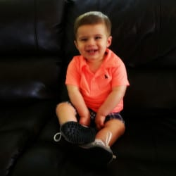 Joseph - almost 16 months!