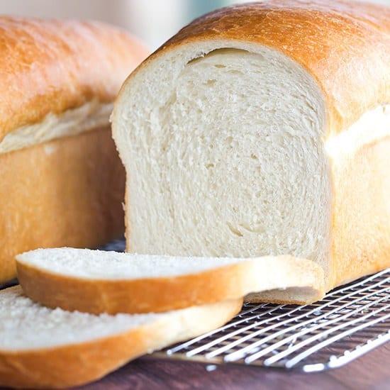 White Bread Recipe | Brown Eyed Baker