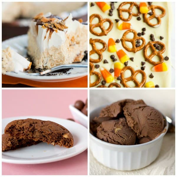 26 Recipes to Use Up Leftover Halloween Candy