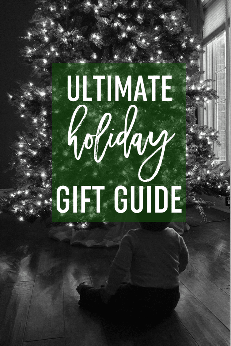 The 2016 Ultimate Holiday Gift Guide :: Includes foodie, cookbook, home, tech and kids gift guides! | browneyedbaker.com