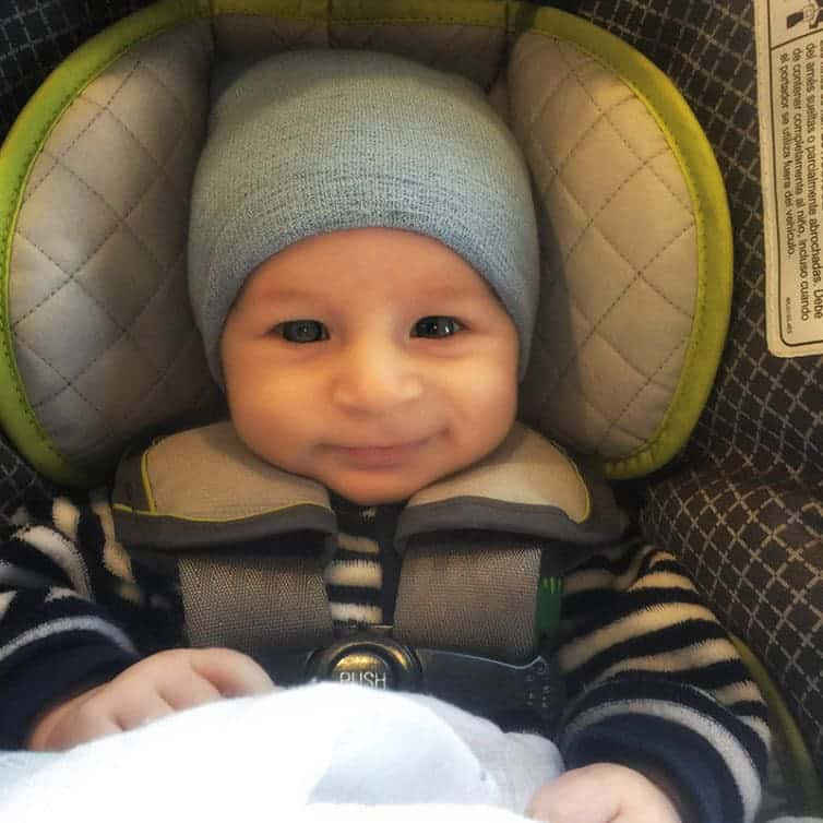 Dominic - 2 months old   browneyedbaker.com