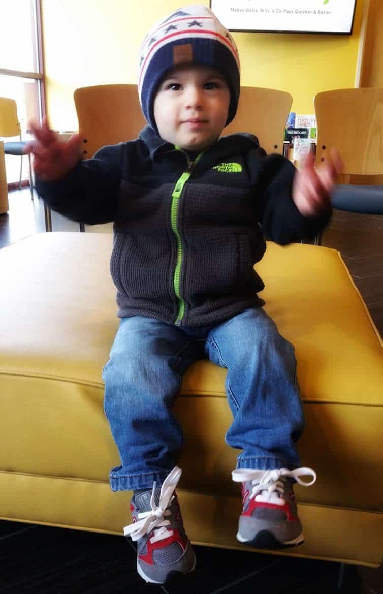 Joseph - 22 months old | browneyedbaker.com