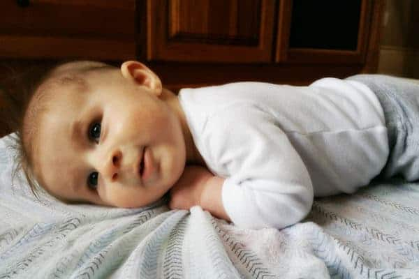 Dominic - 4 months old