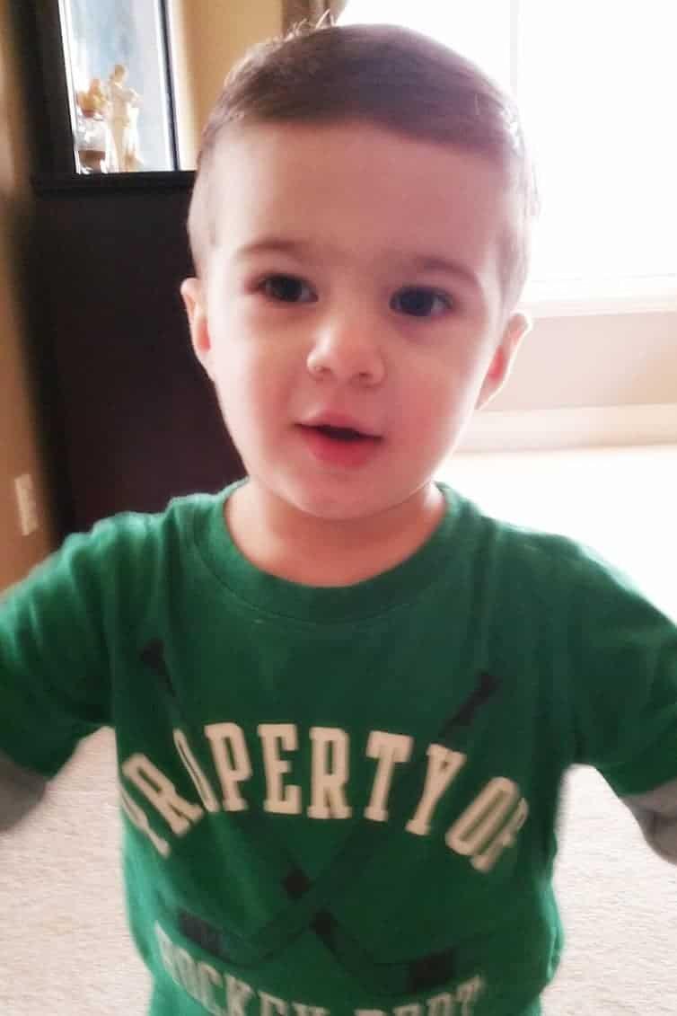 Joseph - 25 months