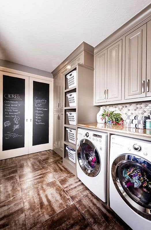 Laundry Room Lust!