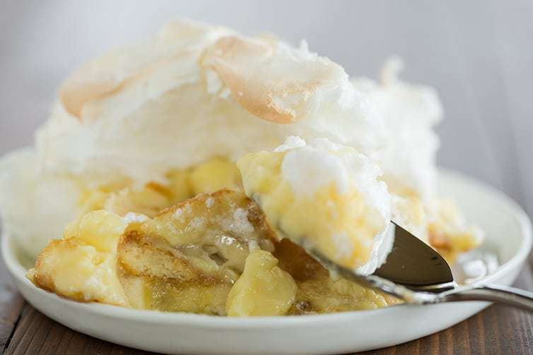 Take a big spoonful of this Southern Banana Pudding.