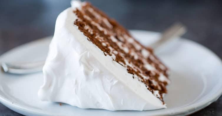 Traditional Devil S Food Cake Brown Eyed Baker