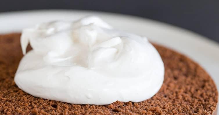7 Minute Frosting | Brown Eyed Baker