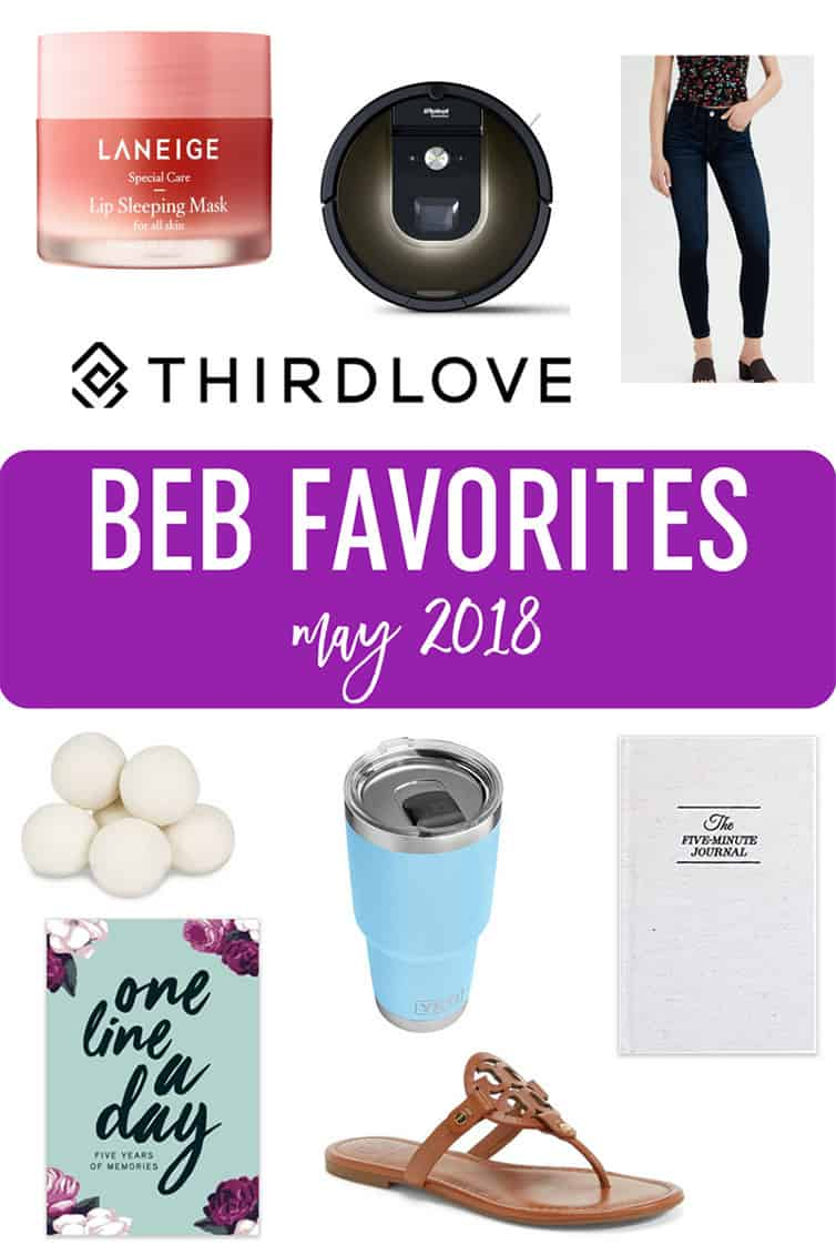 May Favorites! Everything from beauty and fashion to journaling and home products. #favorites #giftguide #shopping