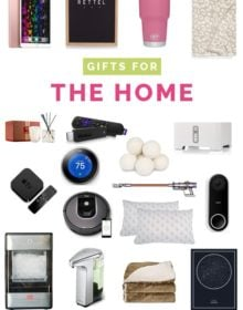 A collage of gifts perfect for anyone's home.