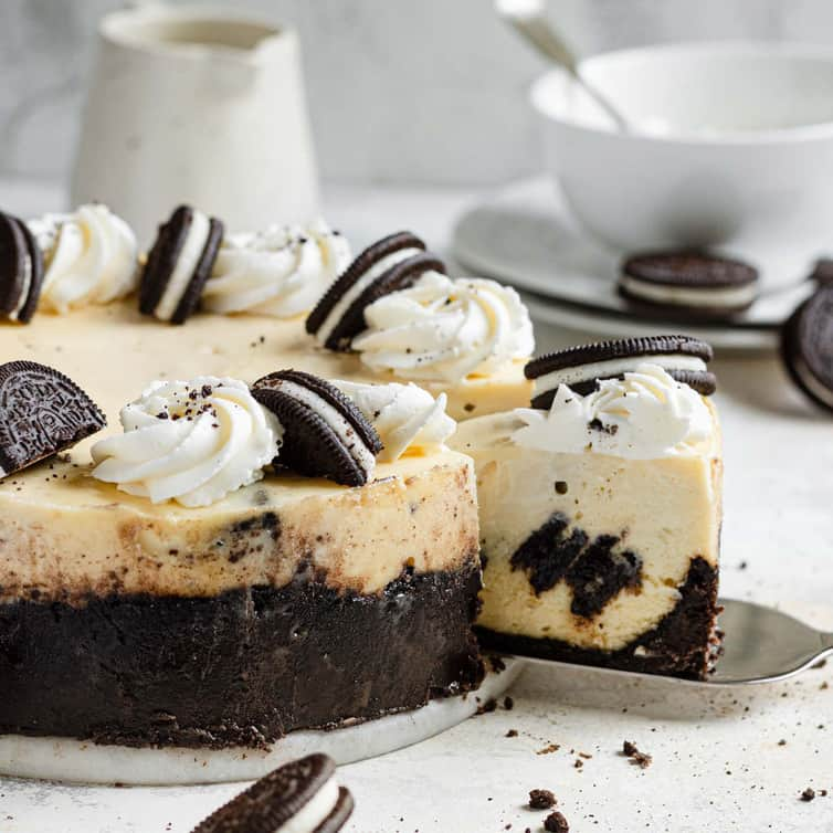 Oreo Cheesecake No Water Bath Brown Eyed Baker