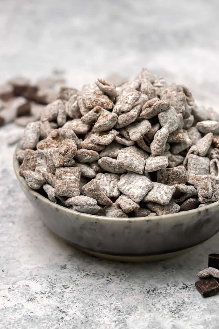 The Best Muddy Buddies Recipe Brown Eyed Baker