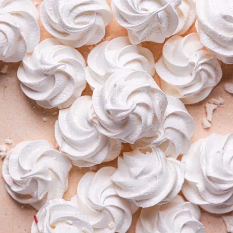Classic Meringue Cookies